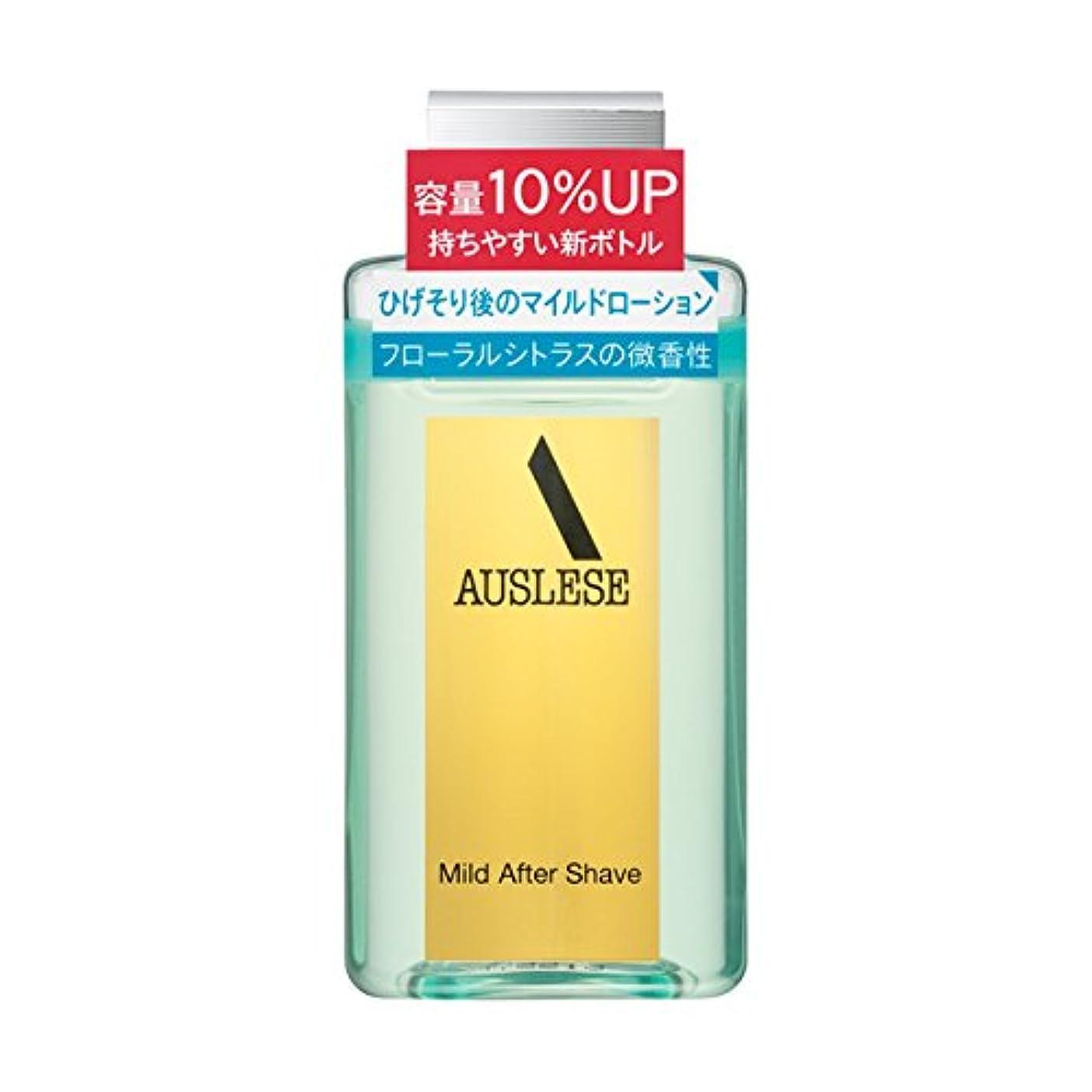 神経寛解懐疑的アウスレーゼ マイルドアフターシェーブN 110mL 【医薬部外品】