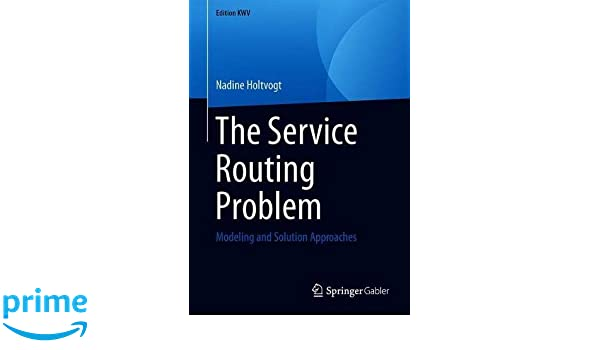 amazon the service routing problem modeling and solution