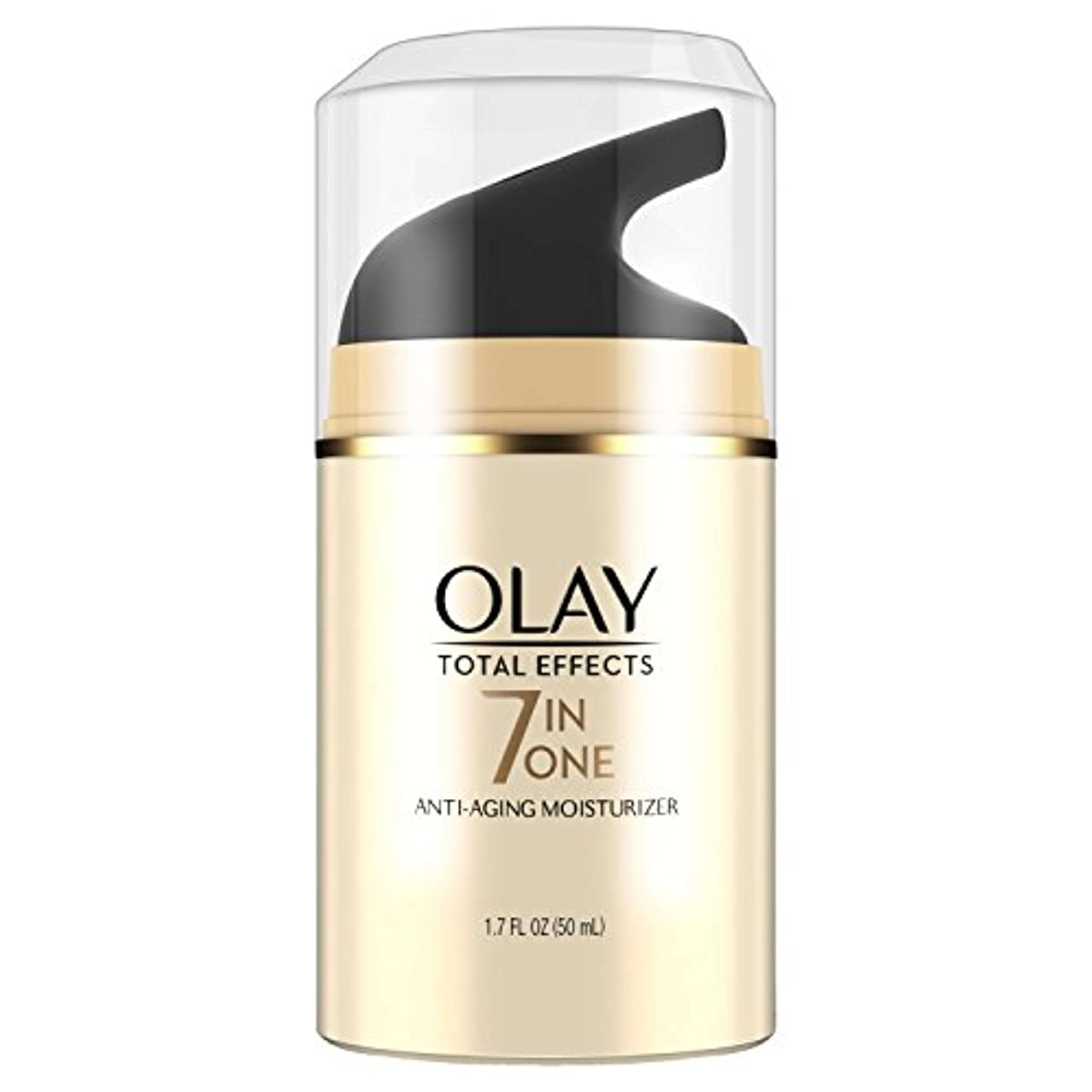 する特異性困難海外直送肘 Olay Total Effects Daily Moisturizer, 1.7 Oz
