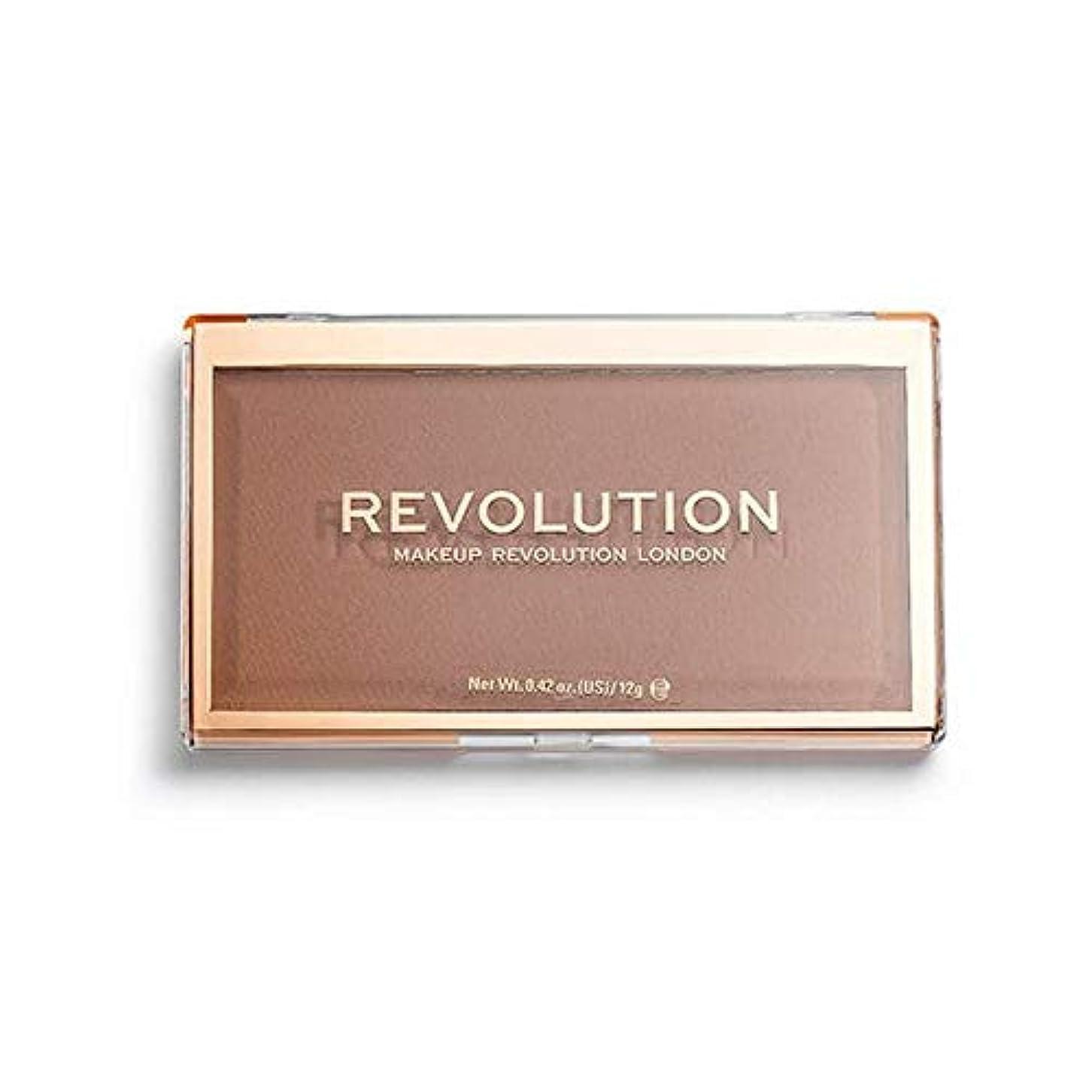 十年公爵夫人誤って[Revolution ] 回転マットベース粉末P12 - Revolution Matte Base Powder P12 [並行輸入品]