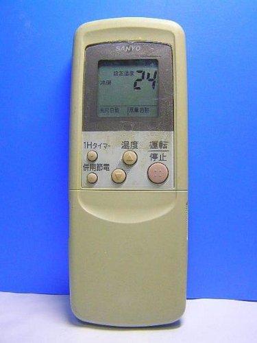 三洋電機 エアコンリモコン RCS-LVR6A