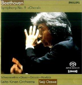 ベートーヴェン:交響曲第9番