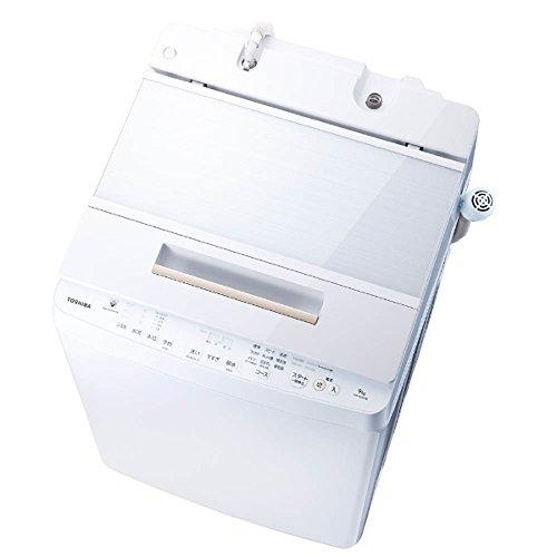東芝 9.0kg 全自動洗濯機 グランホワイトTOSHIBA AW-9SD6-W