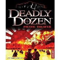 Best Selection of GAMES DEADLYDOZEN -PACIFIC THEATER- 日本語マニュアル付英語版