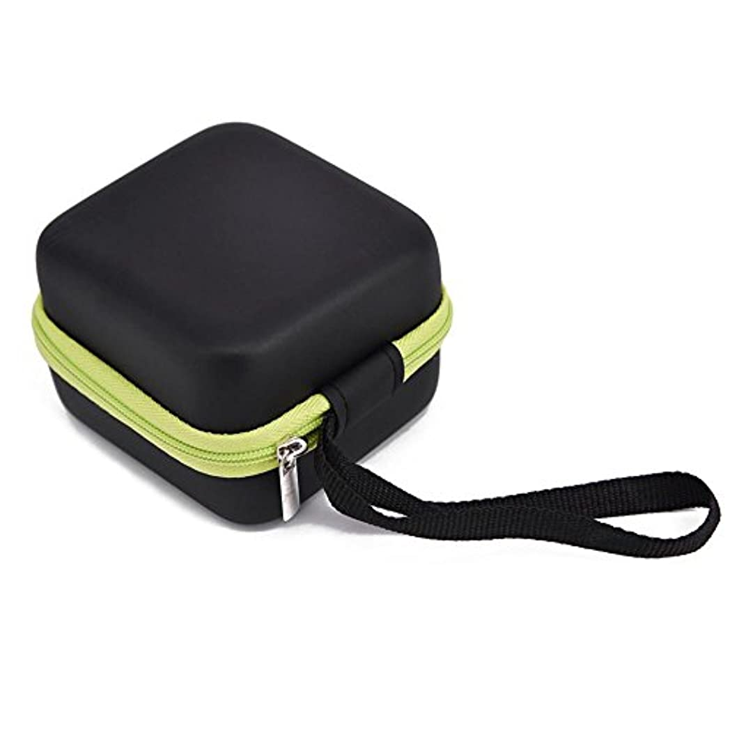 キャプテンブライ新着獣Farlong 7グリッド 5ML 精油貯蔵袋 エスニックスタイル オイル収納ボックス 人気の 精油 ケース 5色