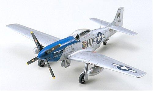 1/72 ウォーバードコレクション WB-49 P-51D マスタング