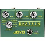 【国内正規品】JOYO ジョーヨー エフェクター R-11 BAATSIN (バットシン) オーバードライブ/ディトーション ペダル