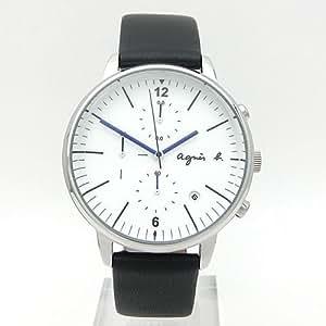 agnes b. アニエスベー べーシック ペア クロノグラフ 【国内正規品】 腕時計 メンズ FCRT974