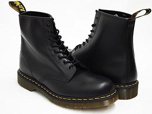 (ドクターマーチン) Dr.Martens 8EYE BOOT #1460 8 アイ ホール ブーツ BLACK SMOOTH 11822006 27.0(8)UK [並行輸入品]