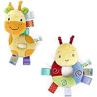 Taggies タギーズ コージーラトルパル きりん (25051-01) by Kids II