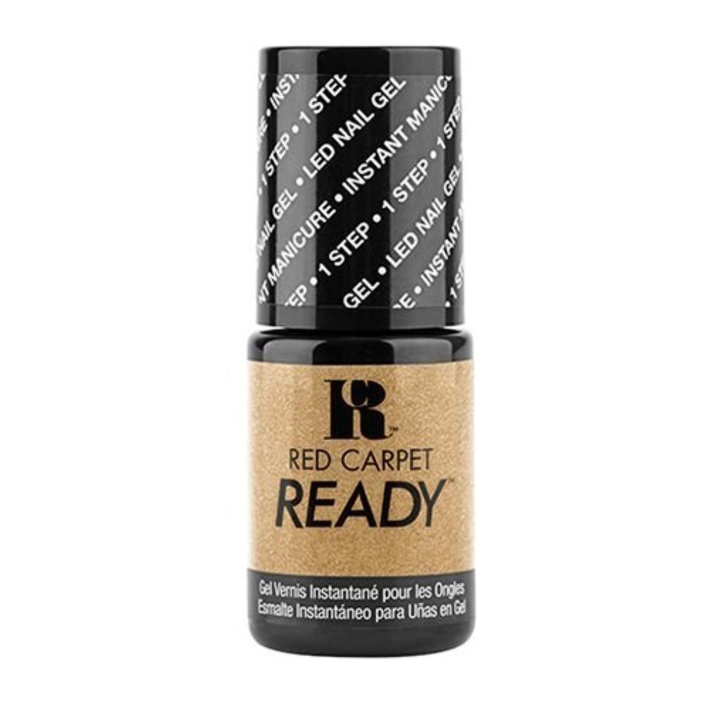 時々ロイヤリティ期間Red Carpet Manicure - One Step LED Gel Polish - Walk of Fame - 0.17oz / 5ml