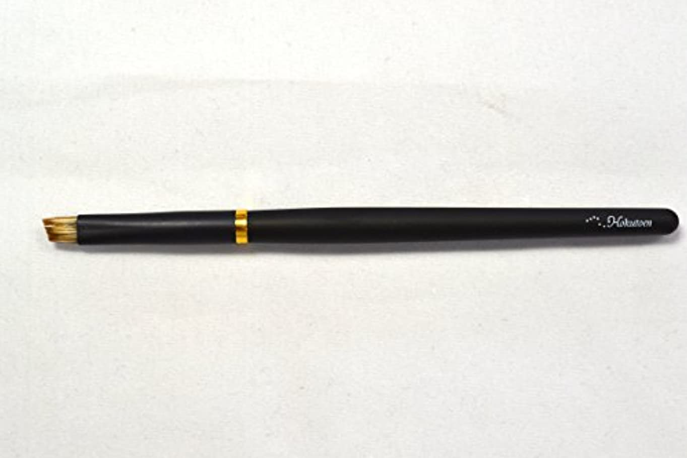 パッチオリエンタルスツール熊野筆 北斗園 HBSシリーズ アイブロウブラシ(黒)