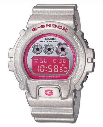 カシオ Casio G-Shock Silver Dial Digital Mens Watch DW6900CB-8 男性 メンズ 腕時計 【並行輸入品】