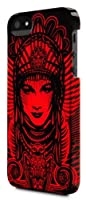 Incase Shepard Fairey Snap Case for iPhone 5 - Goddess Red - CL69136 [並行輸入品]