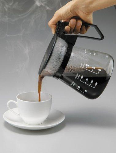 iwaki『NEWコーヒーハウス600mlK8685-BK』