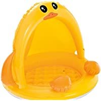 Intex Pool Duck Baby Pool- Inflatable- 40 X 32.5 [並行輸入品]