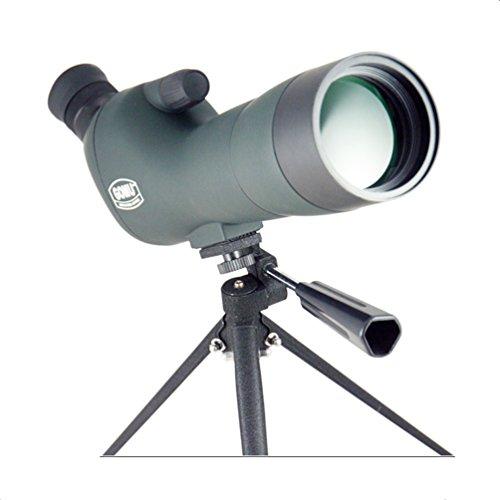 ノーブランド品 三脚付き フィールドスコープ 20~60倍 60mm