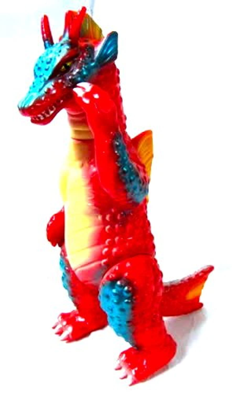 M1号 世紀の大怪獣シリーズ チタノザウルス ミニメカゴジラ付