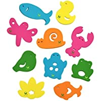iplay Dream Window Pond Bath Toys (10-Pack-3-Years+) by i play. [並行輸入品]