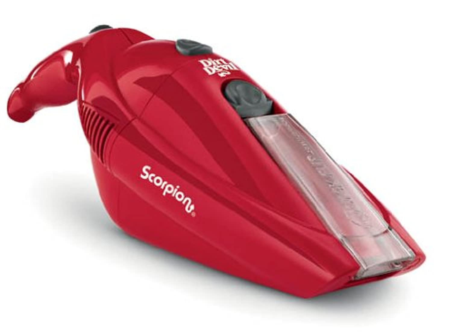 Dirt Devil Scorpion 6.0 V Cordless Bagless Handheld Vacuum bd10050red、by Royalアプライアンス
