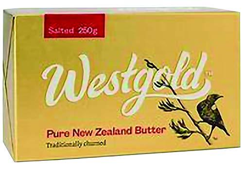 ウエストランド NZ産 グラスフェッドバター 有塩バター 250g×4個セット