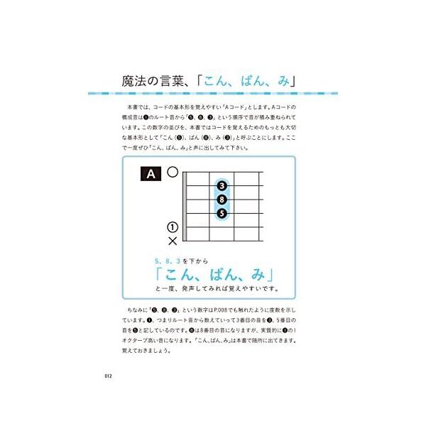 ギター・コードを覚える方法とほんの少しの理論 ...の紹介画像9