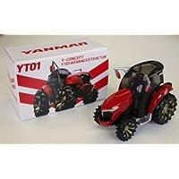 トミカ ヤンマー 奥山清行デザイン コンセプトトラクター YT01 ADVANCED TRACTOR