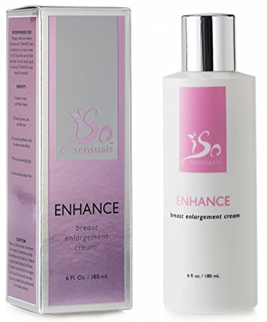 ジレンマ急ぐ論文IsoSensuals ENHANCE - Breast Enlargement Cream - 1 Bottle