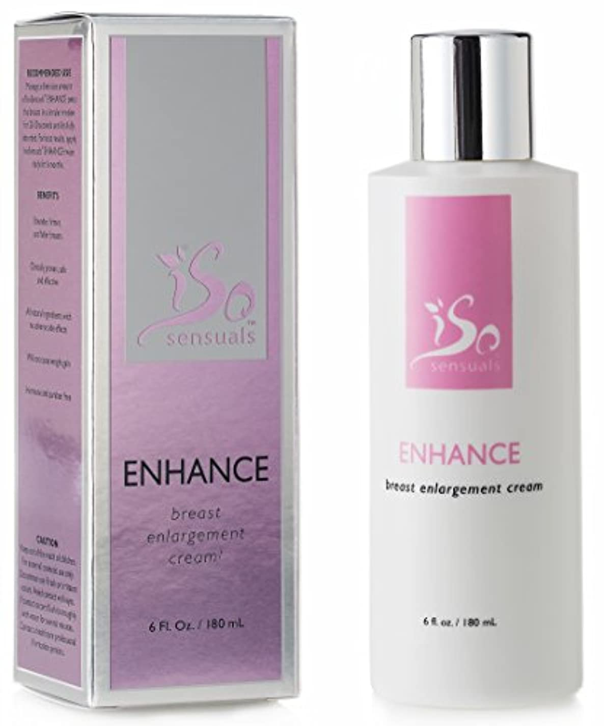 IsoSensuals ENHANCE - Breast Enlargement Cream - 1 Bottle