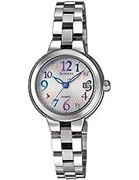 [カシオ]CASIO 腕時計 シーン ソーラー SHE-4506SBD-7A2JF レディース