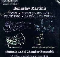 Nonet/Trio Fl/Revue De Cuisin