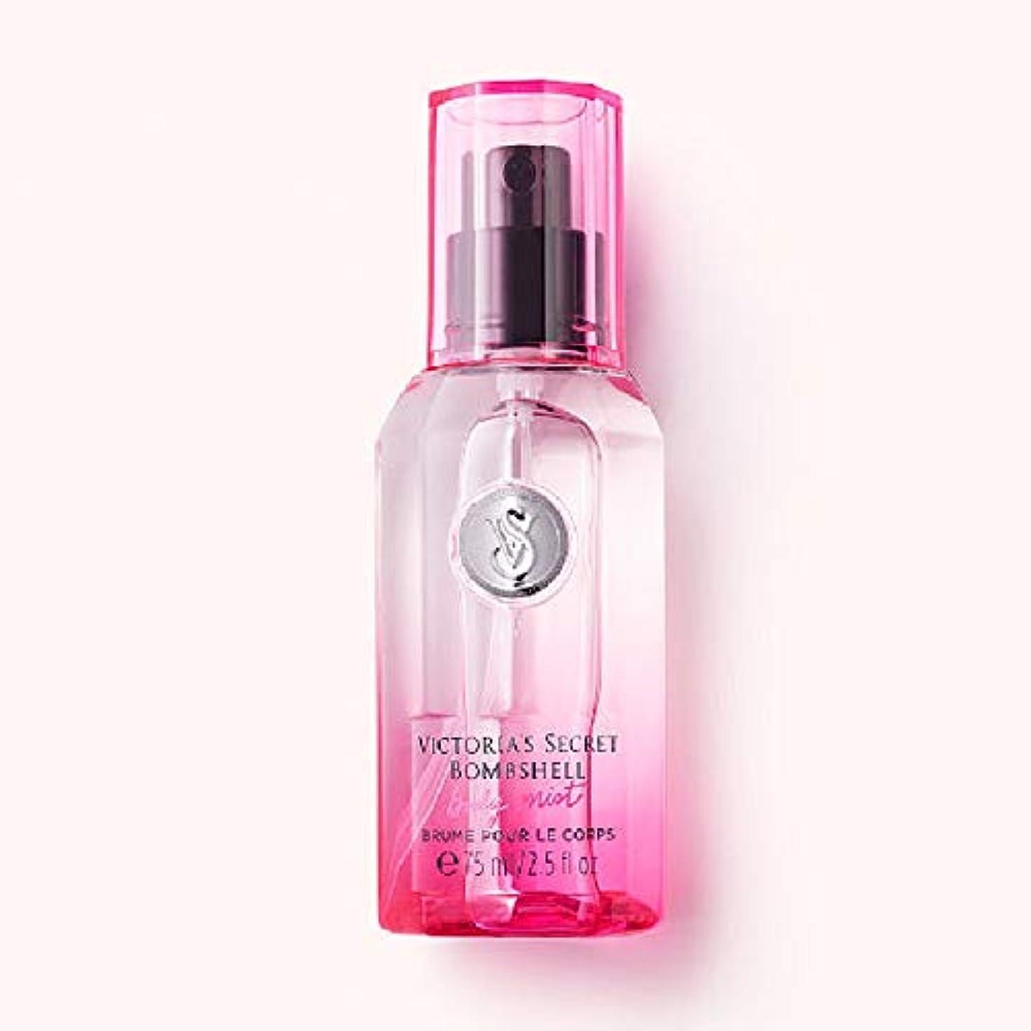 条件付き平和な対処するトラベルサイズフレグランスミスト TravelSize FragranceMist ヴィクトリアズシークレット Victoria'sSecret (3.ボムシェル/Bombshell) [並行輸入品]