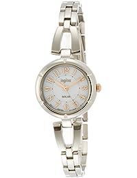 [ingene]アンジェーヌ 腕時計 ソーラー 日常生活用強化防水(5気圧) AHJD094 レディース