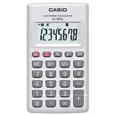 CASIO カードタイプ電卓 LC-797A-N