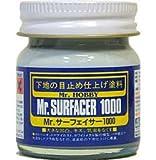【 Mr.サーフェイサー 1000 ビン入り 】 40ml サーフェイサー SF284 もっとも使いやすい、スタンダードなサーフェイサーです!  Mr.ホビー