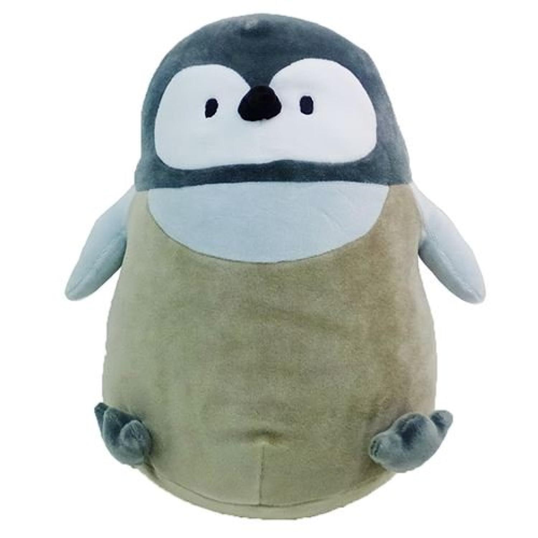 ハグハグ もっちりクッション ペンギンヒナ ぬいぐるみ