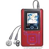 キングレコード MP3・HDDプレーヤー ASUKA-RED NEON GENESIS EVANGELION SPIELER 02 20GB/RED SCRJ00002