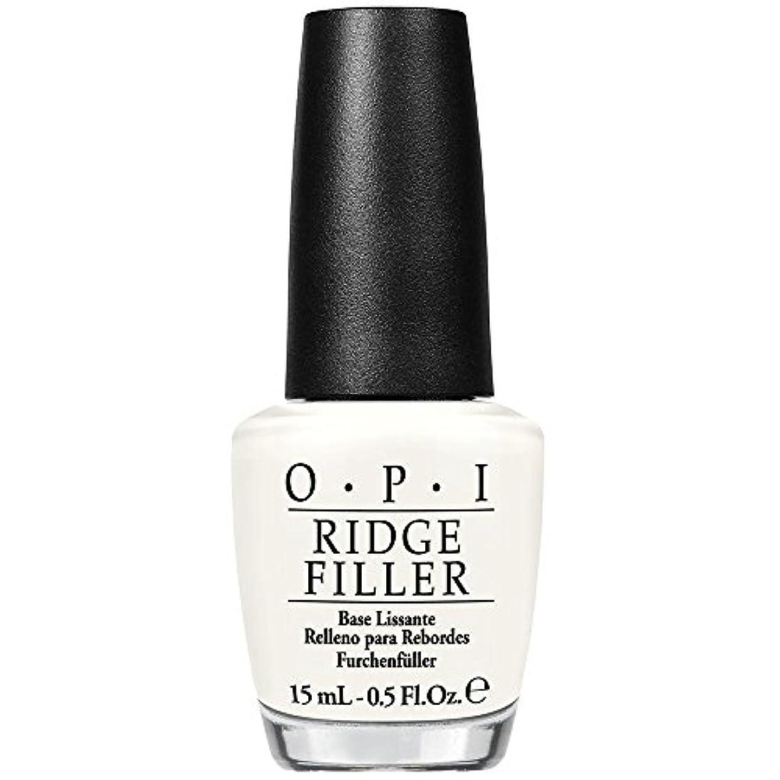 等しい急性拒絶OPI(オーピーアイ) リッジフィラー