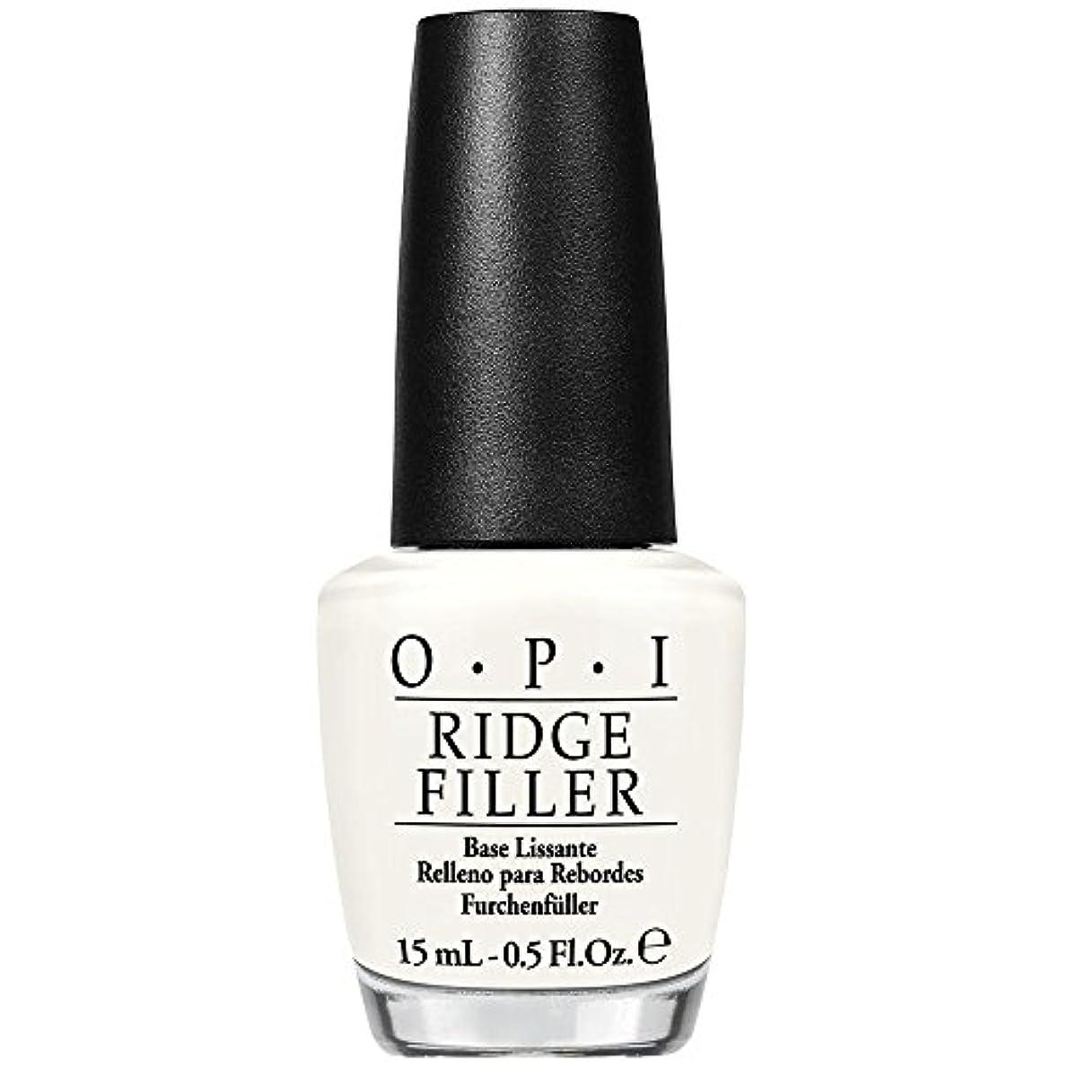 薬宇宙飛行士ブランド名OPI(オーピーアイ) リッジフィラー