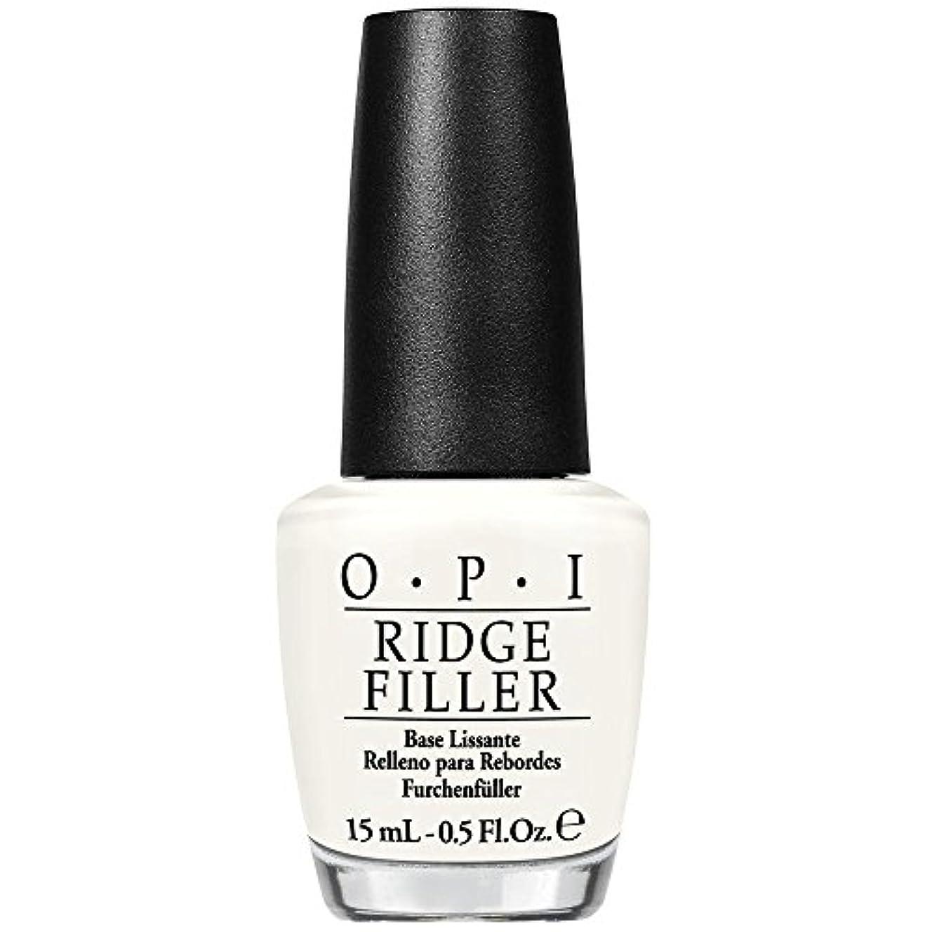 音声誠実さ添付OPI(オーピーアイ) リッジフィラー