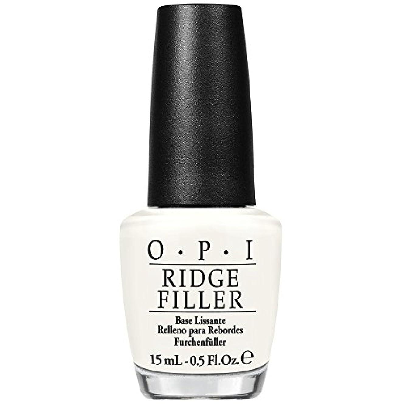 OPI(オーピーアイ) リッジフィラー