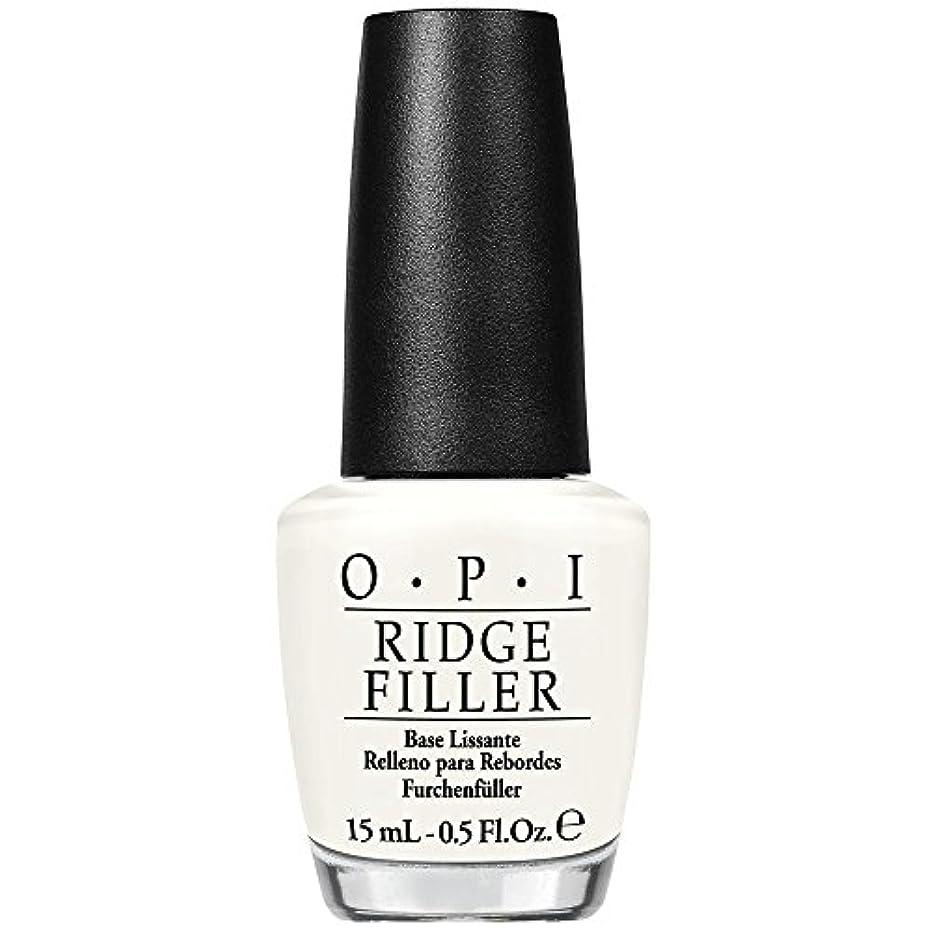 噴火腰午後OPI(オーピーアイ) リッジフィラー