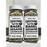 Trader Joe Everything but The Bagel Sesame Seasoning Blend (2 Pack)