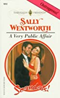 Very Public Affair (Scandals) (Harlequin Presents)