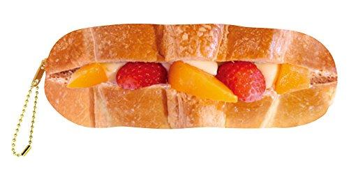 【パンポーチ】【まるでパンみたいな】ペンポーチ (フルーツサンド)