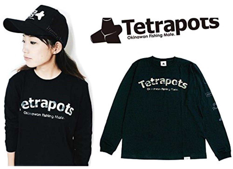 Tetrapots(テトラポッツ) CAMO LONG TEE TPT-030