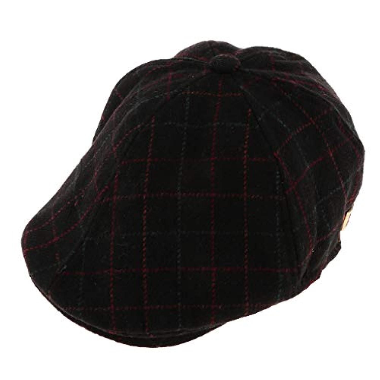 KESOTO 全4色  赤ちゃん 少年 少女 ベレー帽 フラットキャップ ハンチング 帽子 ハット ハンチング帽