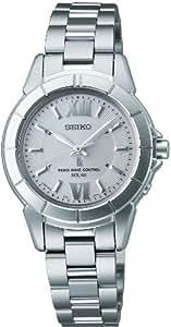 [セイコー]SEIKO 腕時計 LUKIA ルキア ソーラー 電波時計 SSVE035 レディース