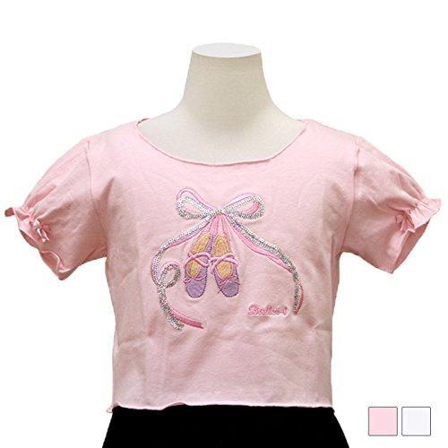 Ballet-i パフスリーブ Tシャツ