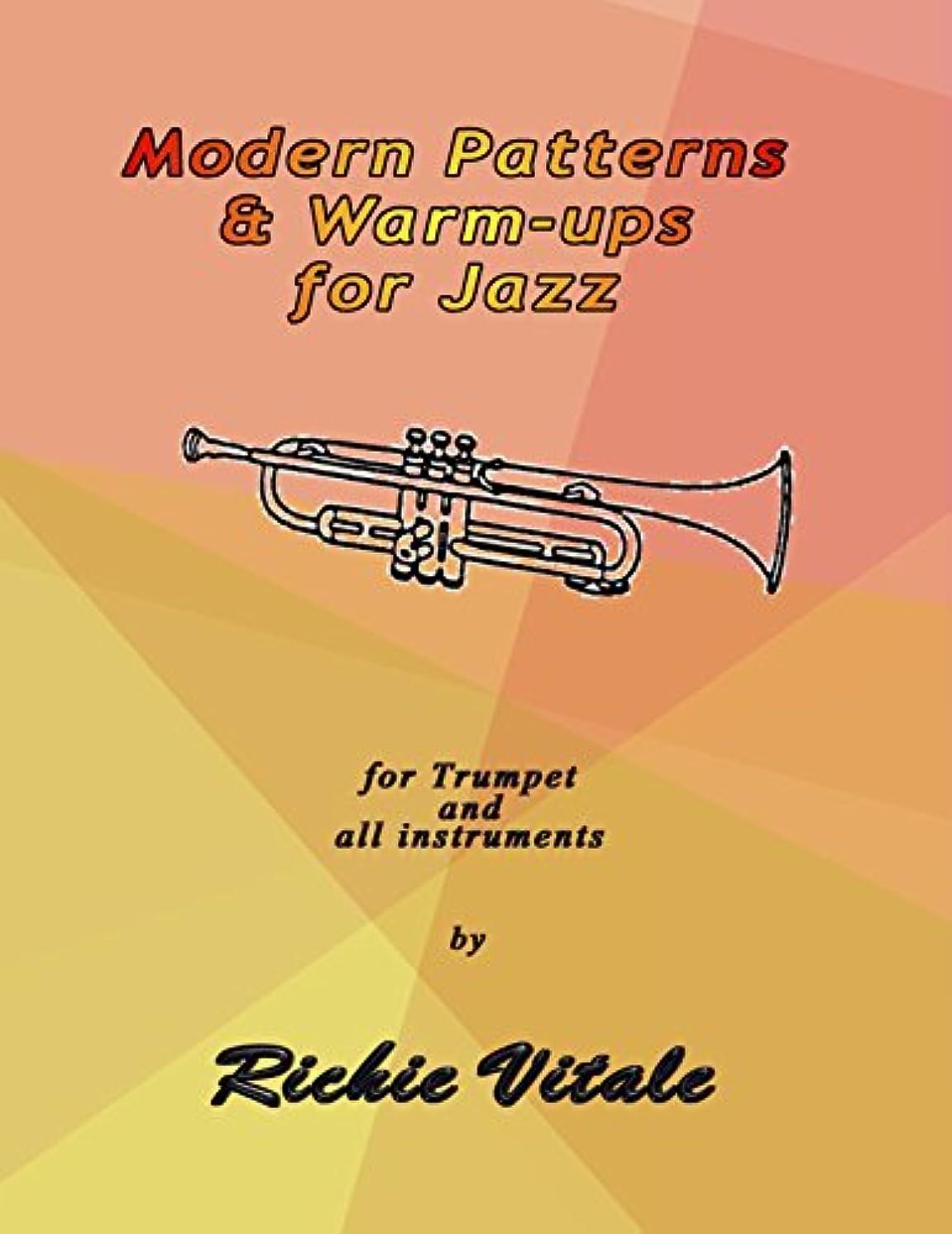 Modern Patterns & Warm-ups for Jazz (English Edition)